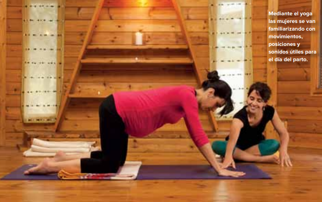 Yoga Journal: Yoga y parto